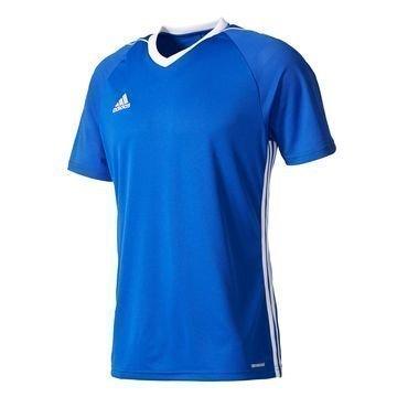 Adidas Pelipaita Tiro 17 Sininen/Valkoinen