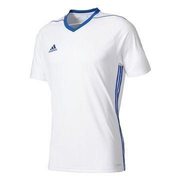 Adidas Pelipaita Tiro 17 Valkoinen/Sininen Lapset