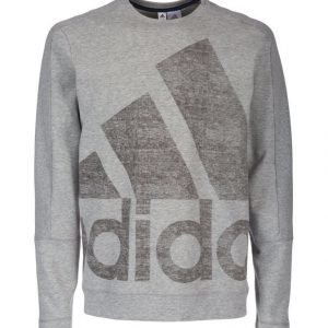 Adidas Performance Authentic Logo Crew Collegepaita