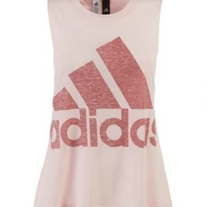 Adidas Performance Logo Sleeveless Toppi