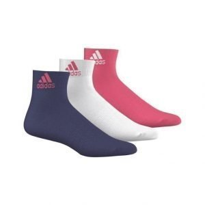 Adidas Performance Performance Ankle Thin Sukat 3 Pack