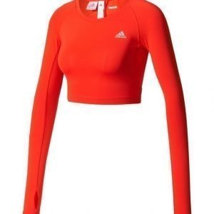 Adidas Performance Techfit Crop Paita