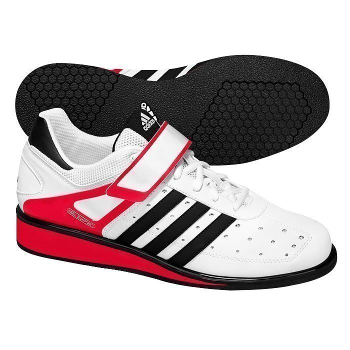 Adidas Power Perfect II White strl 43 1/3