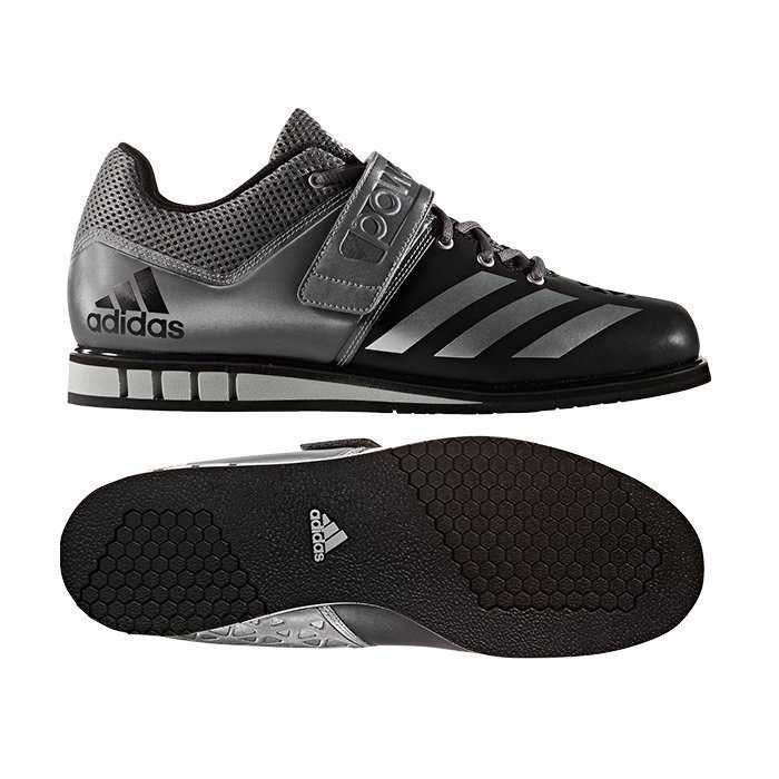 Adidas Powerlift 3 Black strl 46 2/3