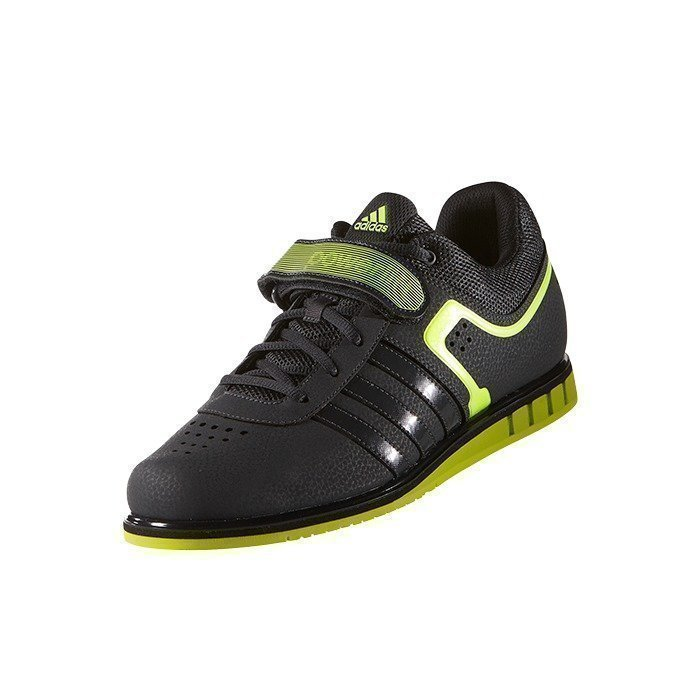 Adidas Powerlift.2 dark grey/solar yellow/core black