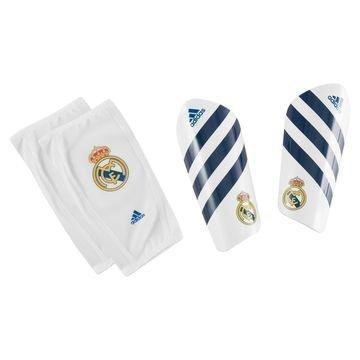 Adidas Real Madrid Säärisuojat Pro Lite Valkoinen/Sininen