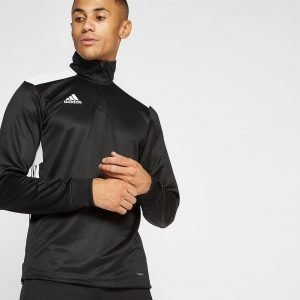 Adidas Regista 1/4 Zip Training Top Musta