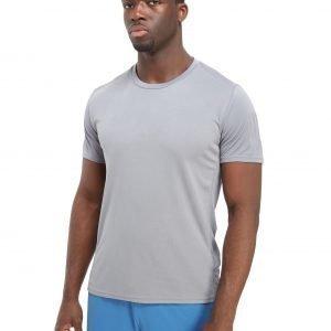Adidas Response Short Sleeved T-Shirt Harmaa