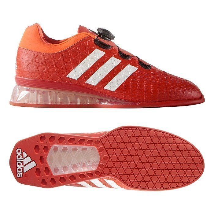 Adidas Rio Leistung Red strl 44 2/3