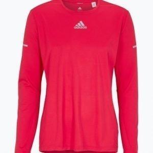 Adidas Run Ls Tee Juoksupusero