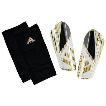 Adidas Säärisuojat Ghost Pro Valkoinen/Musta/Kulta