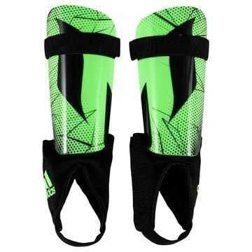 Adidas Säärisuojat Messi 10 Space Dust Vihreä/Musta Lapset