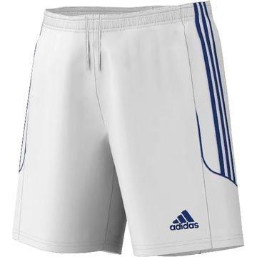 Adidas Shortsit Squadra 13 Brief Valkoinen/Sininen