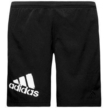 Adidas Shortsit X Woven Musta