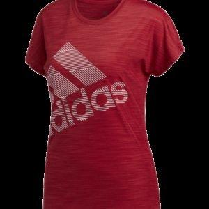 Adidas Shortsleeve Bos Logo Tee Treenipaita