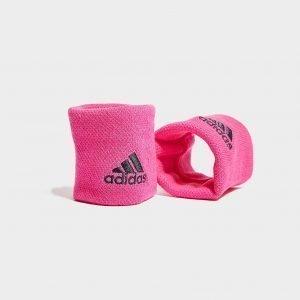 Adidas Small Wristbands Vaaleanpunainen