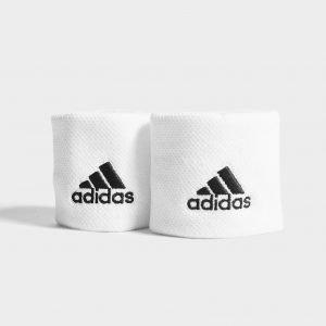 Adidas Small Wristbands Valkoinen