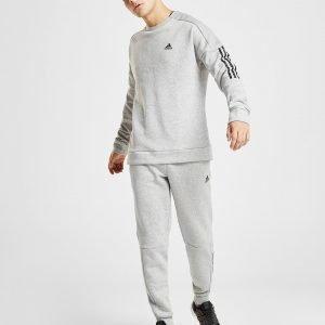 Adidas Sport Id Crew Sweatshirt Harmaa