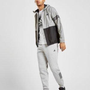 Adidas Sport Id Fleece Track Pants Harmaa