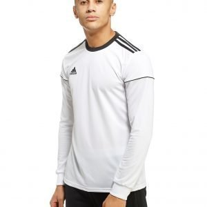 Adidas Squad 15 Long Sleeve T-Shirt Valkoinen