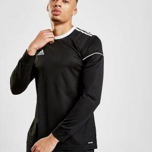 Adidas Squadra 17 Long Sleeve T-Shirt Musta