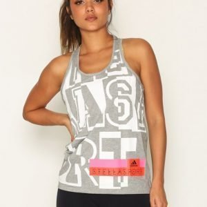 Adidas Stellasport College Tank Treenitoppi Loose Fit Heather