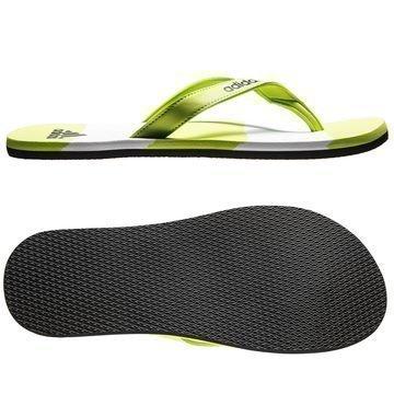Adidas Suihkusandaalit Eezay Striped Keltainen/Valkoinen/Musta