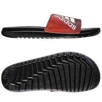 Adidas Suihkusandaalit X17 Red Limit Musta/Valkoinen/Punainen