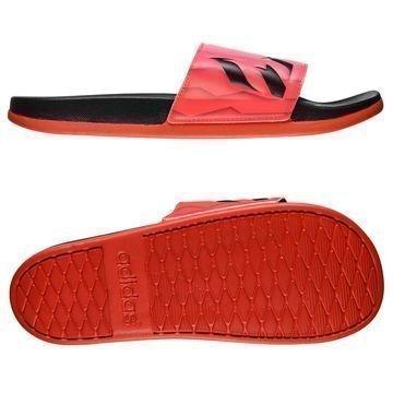new product bbcf1 363d0 ... Adidas Suihkusandaalit adilette Supercloud Plus Messi Musta Punainen