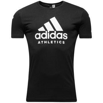 Adidas T-paita 360 Musta