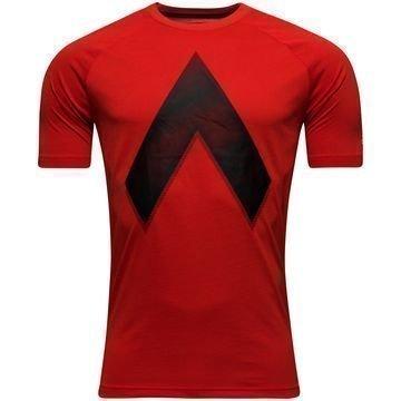 Adidas T-paita ACE Graphic Punainen Lapset