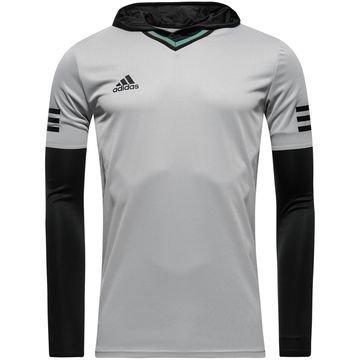 Adidas T-paita & Baselayer-setti Tango Future Harmaa/Musta