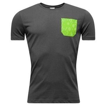 Adidas T-paita Messi Space Dust Harmaa/Vihreä