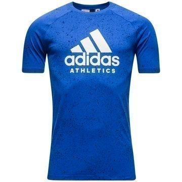 Adidas T-paita Printed Sininen/Valkoinen Lapset