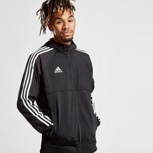 Adidas Tango Full Zip Huppari Musta