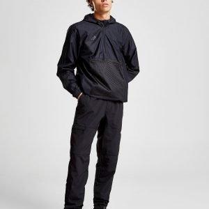 Adidas Tango Overhead Jacket Musta