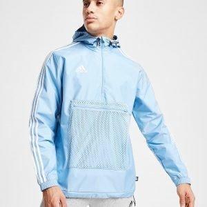 Adidas Tango Overhead Tuulitakki Sininen