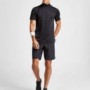 Adidas Tango Woven Shorts Musta