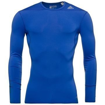 Adidas Techfit Base L/S Blue
