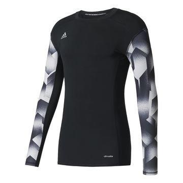 Adidas Techfit Tango L/S Musta/Harmaa