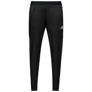 Adidas Treenihousut Woven UFB Musta/Valkoinen