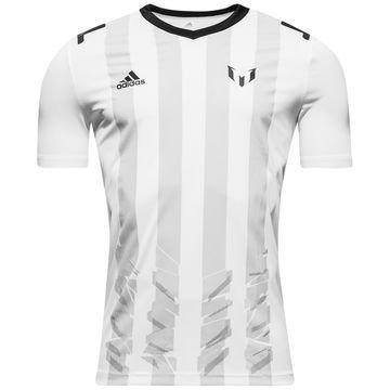 Adidas Treenipaita Messi Valkoinen/Musta Lapset
