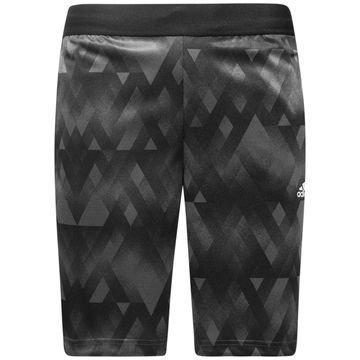 Adidas Treenishortsit X Knit Harmaa/Valkoinen Lapset