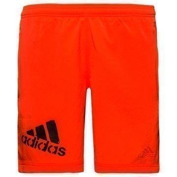 Adidas Treenishortsit X Woven Punainen