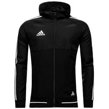 Adidas Treenitakki Tango Woven Musta/Valkoinen