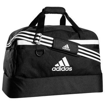 Adidas Urheilulaukku Tiro15 Musta/Valkoinen