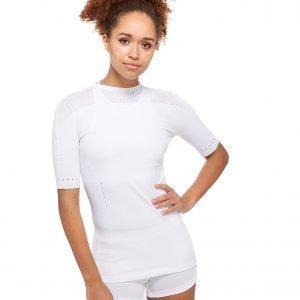 Adidas Warp Knit T-Shirt Valkoinen