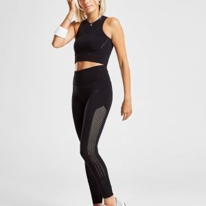 Adidas Warp Knit Tights Musta