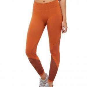 Adidas Warp Knit Tights Oranssi