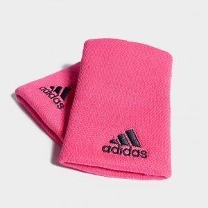 Adidas Wristbands Vaaleanpunainen
